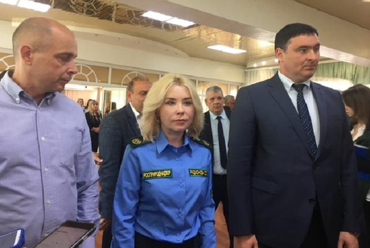 Глава Росприроднадзора обеспокоена состоянием «Усольехимпрома»