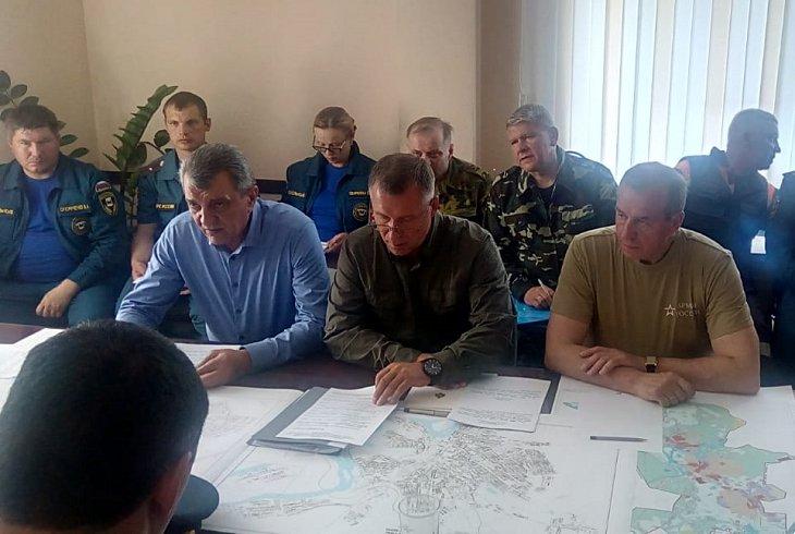 Еще двое человек пропали без вести во время наводнения в Иркутской области