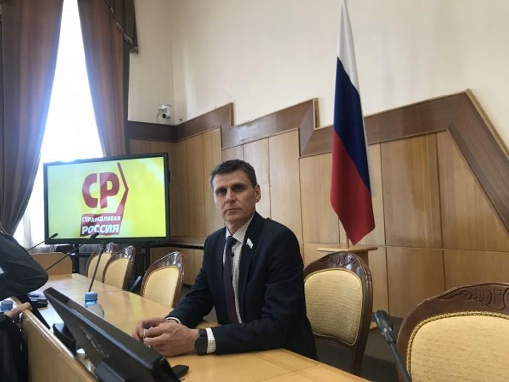 Юрий Игнатьев стал еще одним кандидатом на пост главы Башкирии