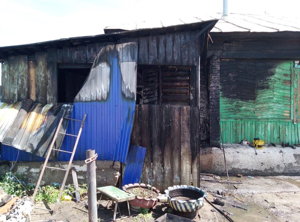 В Башкирии пожарный извещатель спас многодетную семью от пожара