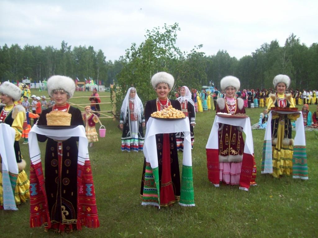 В Башкирии в нескольких районах изменились даты проведения Сабантуев