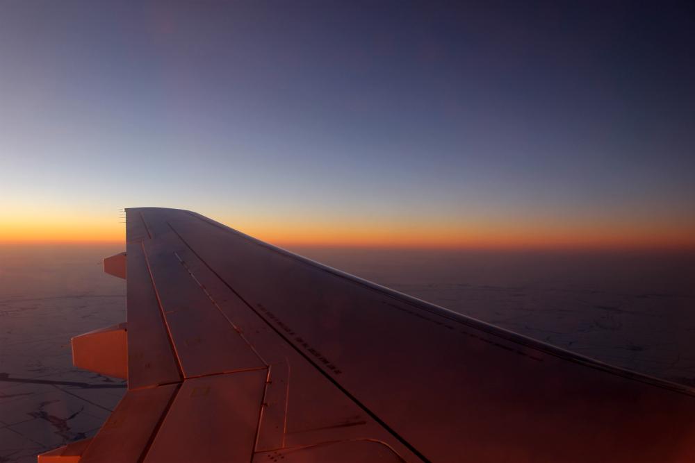 iFly более чем на 8 часов задержал самолет в Анталию