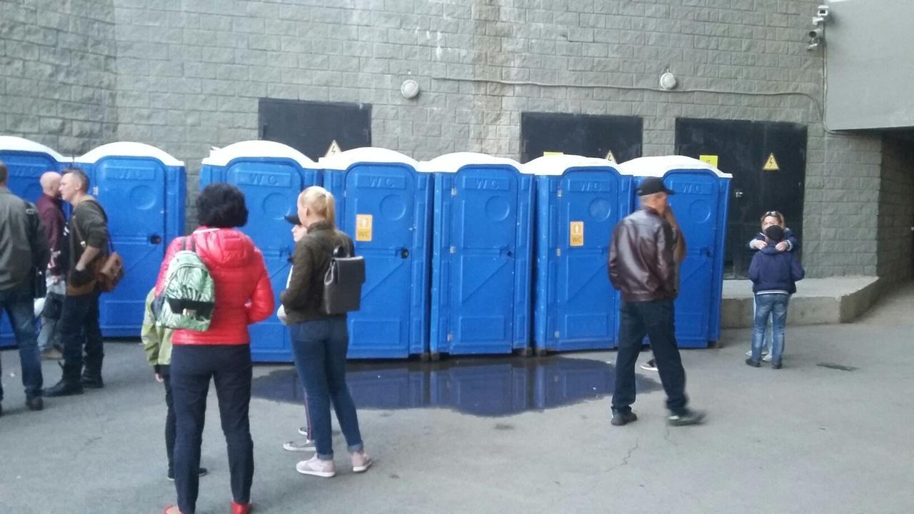 «Какой-то бардак»: Жителей Уфы поразило состояние туалетов на празднике в парке «Ватан»