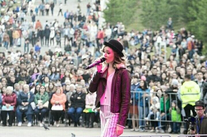 Рушана Валиева поделилась впечатлениями о фестивале «Сердце Евразии»