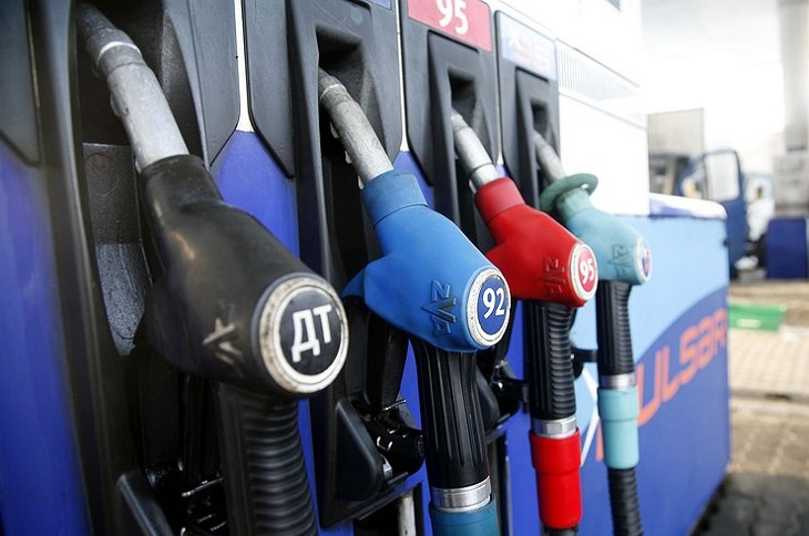 Бензин в Иркутске подорожал на 56 копеек