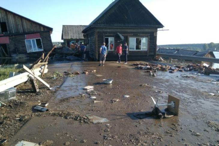 Роспотребнадзор не обнаружил вспышек заболеваний в паводковой зоне Иркутской области