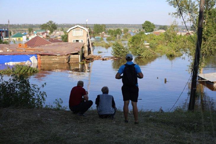 В Иркутской области компенсации пострадавшим в наводнении выплачиваются с нарушениями