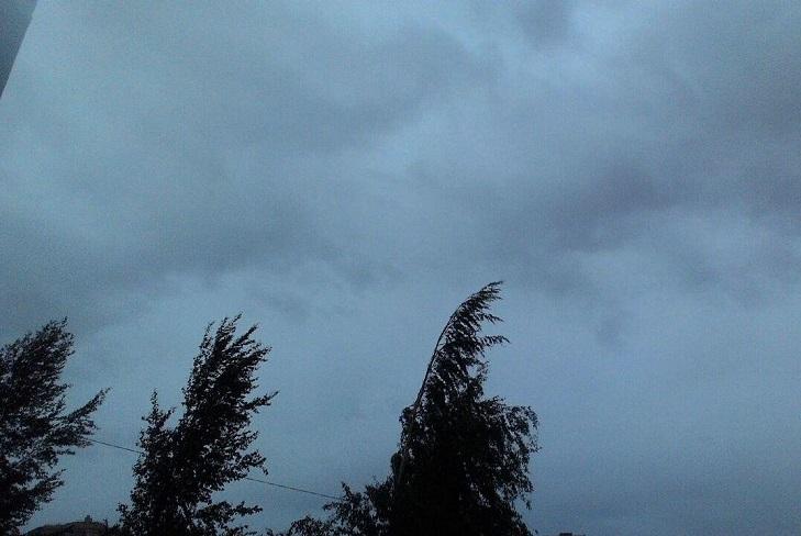 МЧС предупреждает о грозах, ливнях и сильном ветре в Иркутской области