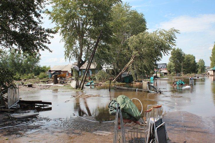 В Тулуне спроектируют комплекс защитных сооружений от наводнения