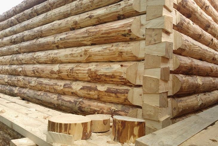 Пострадавшие при наводнении жители смогут вне очереди получить древесину для восстановления домов