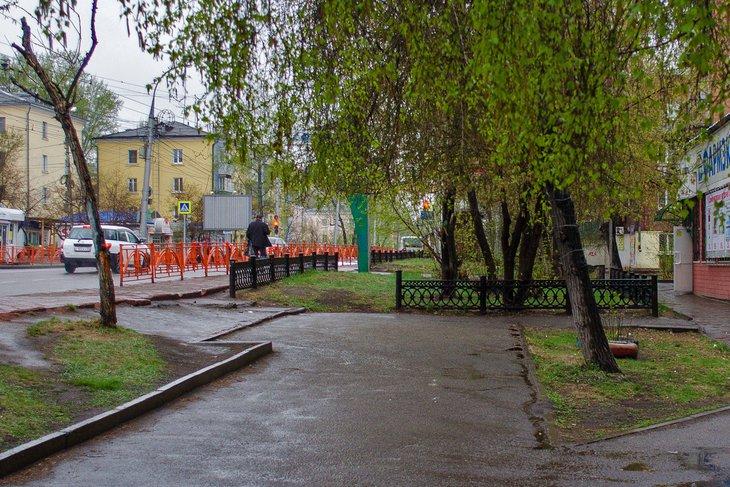 Небольшой дождь и гроза ожидаются в Иркутске 18 июля к вечеру