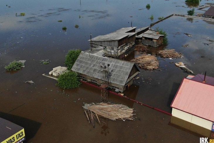 МЧС сообщает о 22 погибших в паводковой зоне в Иркутской области