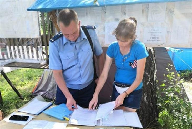 Прокуратура начала проверки палаточных лагерей в Иркутской области после трагедии в Хабаровском крае