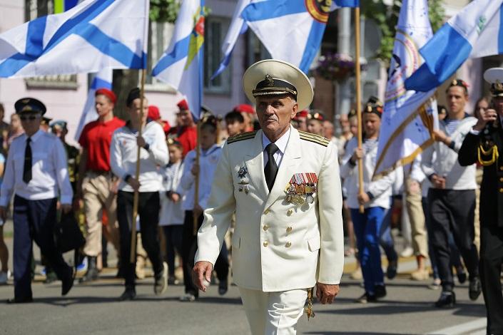 Праздничное шествие и парад маломерных судов пройдут в Иркутске в честь Дня ВМФ