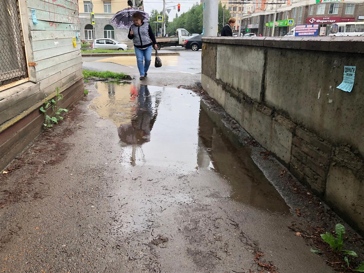 Погода в Уфе на понедельник, 15 июля 2019 года