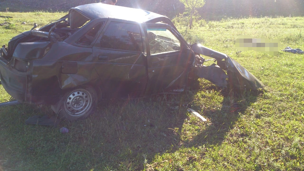 В Башкирии двое водителей без прав погибли в ДТП