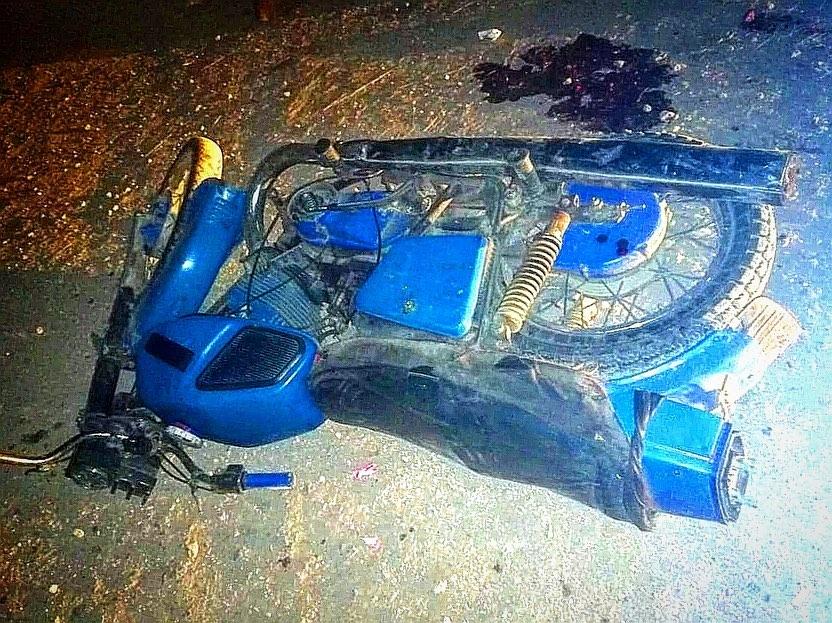 В Башкирии мотоцикл врезался в трактор – Пострадали трое подростков