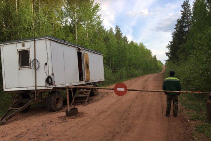 МЧС предупреждает о неблагоприятной погоде в Иркутской области