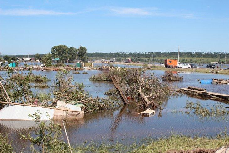 500 исков в суды подали пострадавшие в наводнении жители Иркутской области