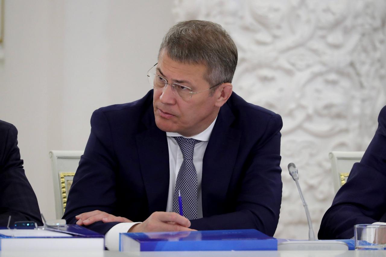 Радий Хабиров пообещал жителям Давлеканово встречу с Борисом Беляевым