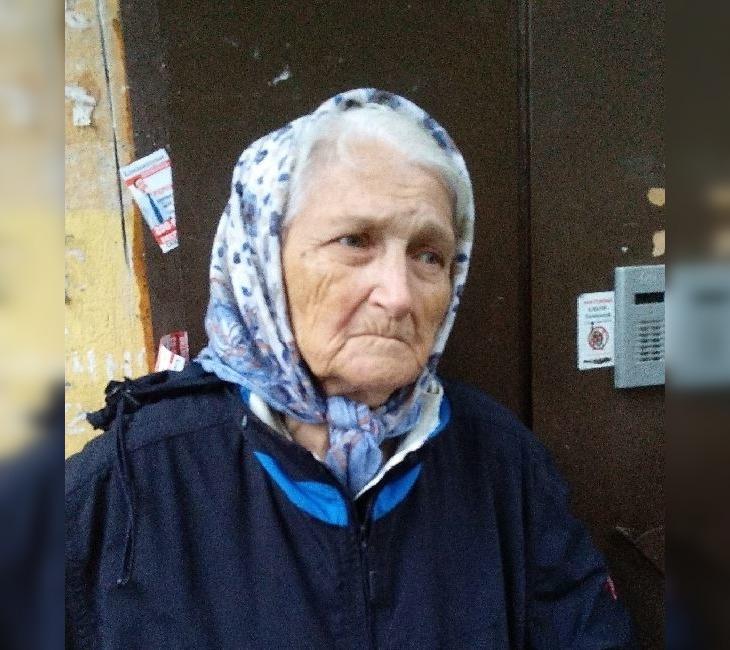 В Уфе разыскивают родственников 81-летней бабушки