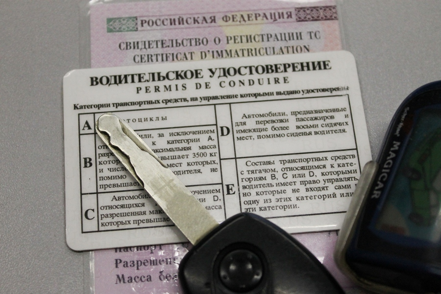 В Башкирии еще семерых водителей лишили прав из-за опасного диагноза