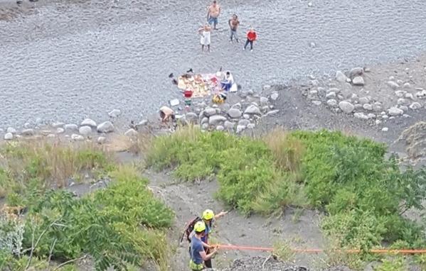 В Крыму спасли туриста из Уфы