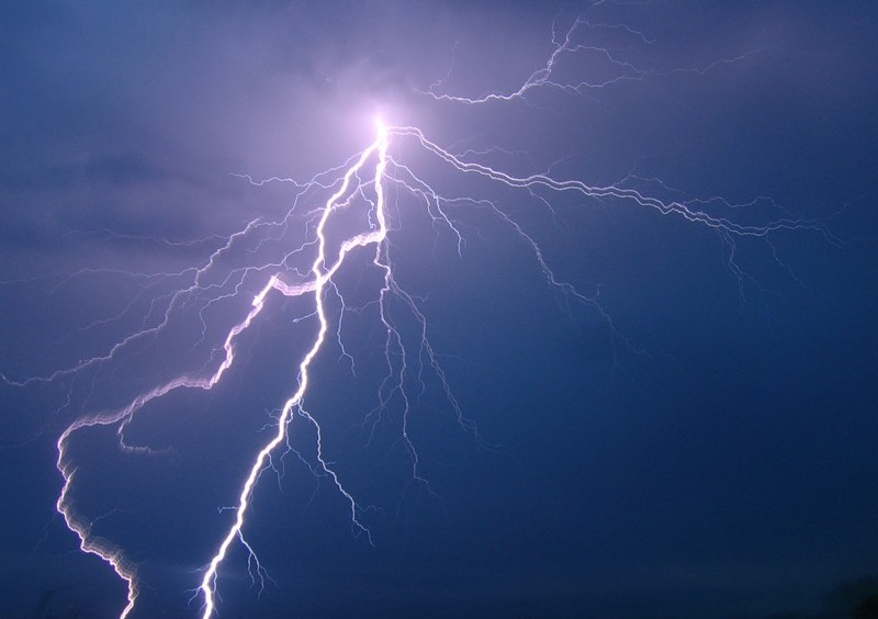 В Башкирии пастух и его лошадь погибли от удара молнии