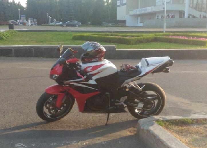 Жители Уфы жалуются на мотоциклистов и рев моторов по ночам