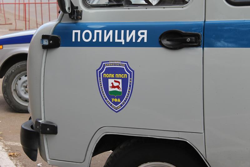 В Уфе мужчину задержали за оскорбление полицейского