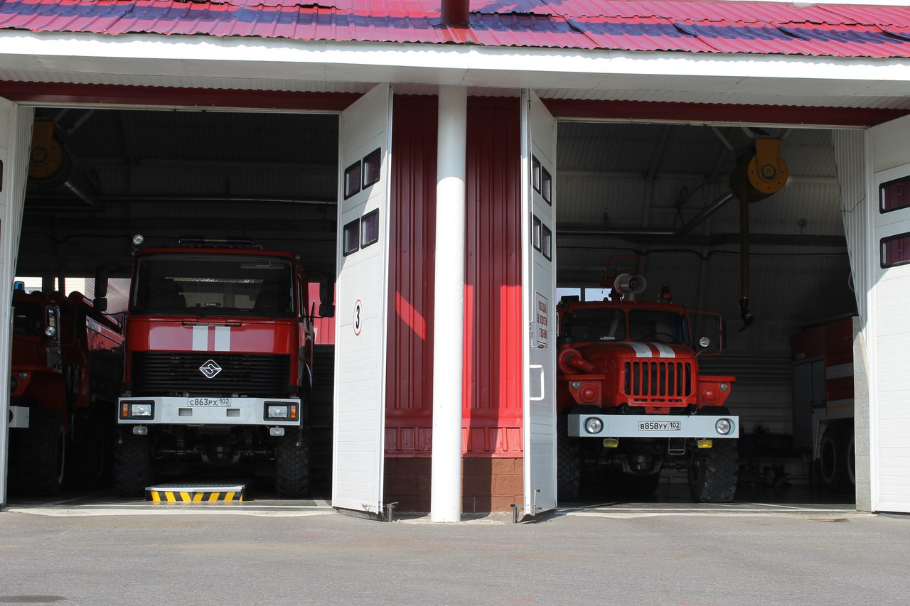 В Уфе эвакуировали 510 посетителей и сотрудников бизнес-центра