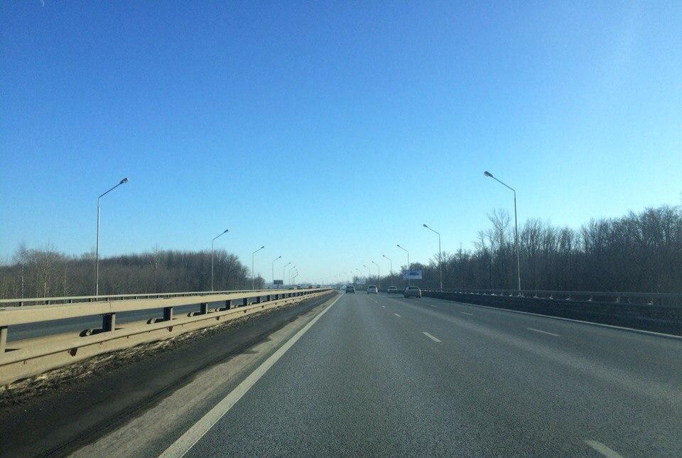 Водителей из Башкирии предупреждают об ограничениях на трассе М-5