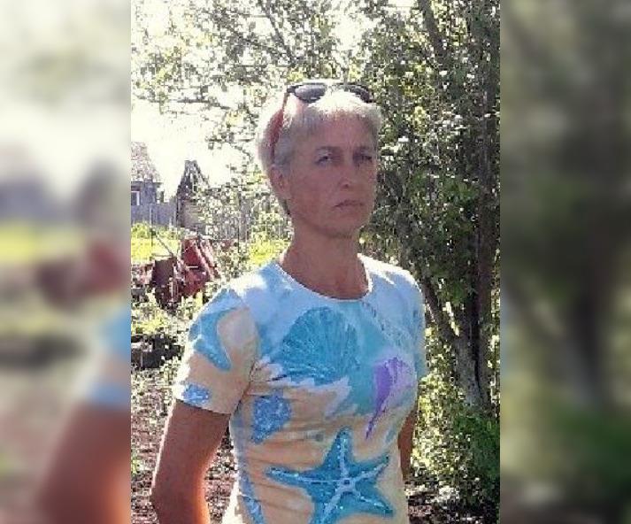 Вышла из дома и не вернулась: В Башкирии ищут 46-летнюю Оксану Волкову