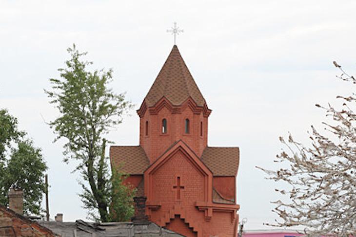 Новое здание для Армянской церкви построят в Иркутске