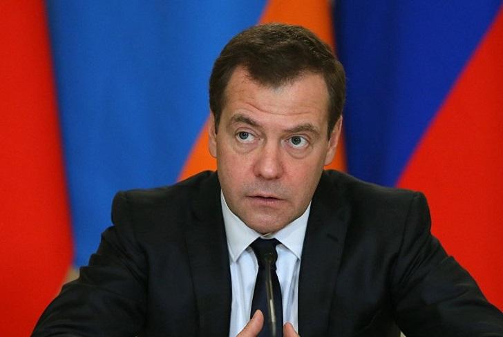 Медведев попросил проверить версию об умышленных поджогах лесов