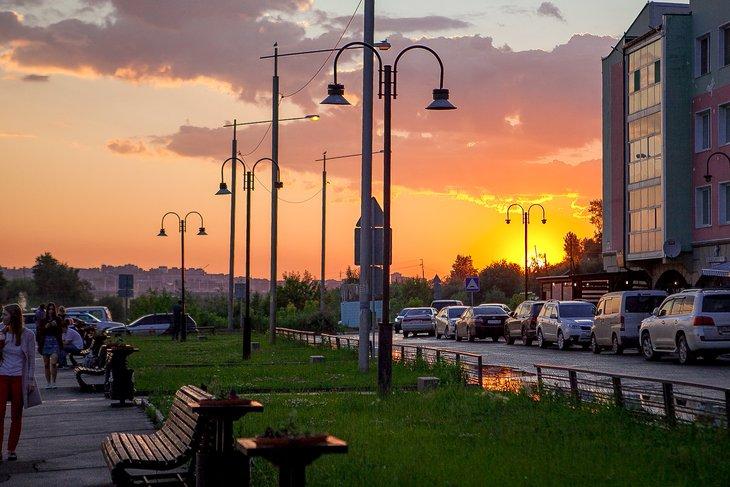 Солнечная погода ожидается в Иркутске 16 августа