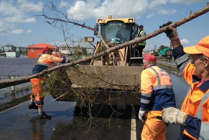 Трассу «Сибирь» в Тулуне откроют для движения автотранспорта 2 августа