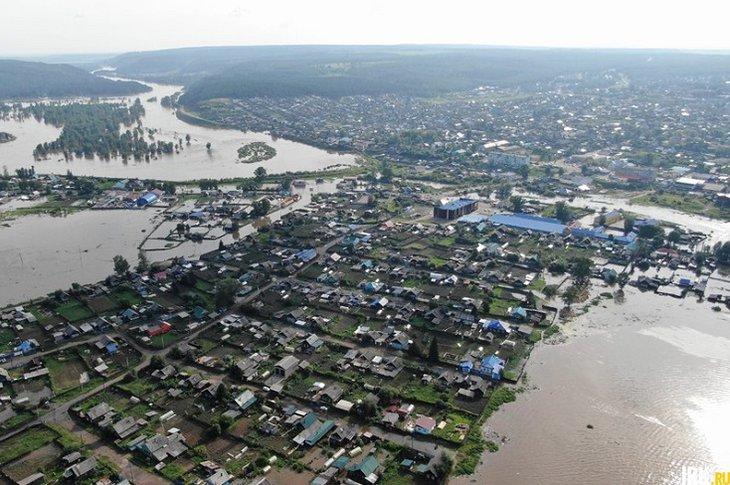 582 пострадавшие от наводнения семьи в Иркутской области получили жилищные сертификаты