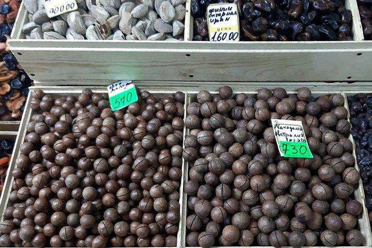 В Ангарске уничтожили шесть килограммов дорогостоящего ореха макадамия