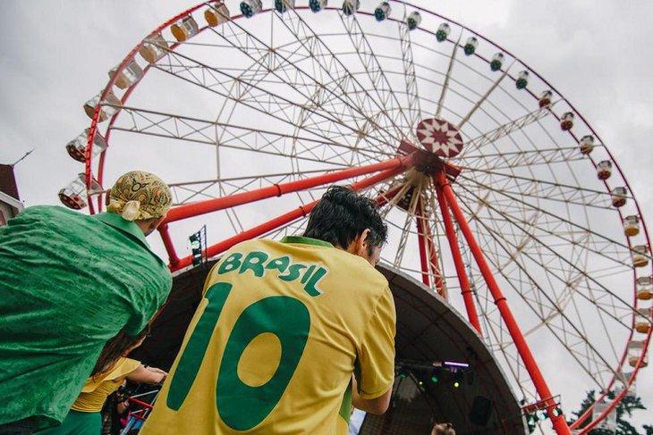 В Иркутске впервые пройдет фестиваль «Дни Бразилии»