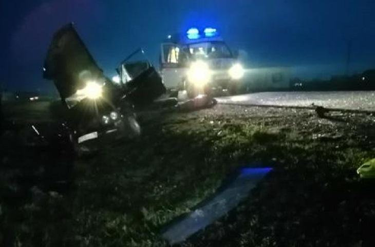 В Усть-Орде при столкновении внедорожников погибли два человека