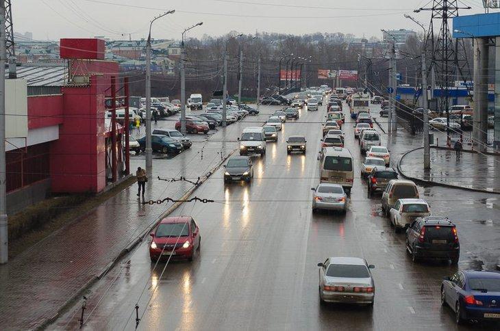Дождливая погода ожидается на выходные в Иркутской области