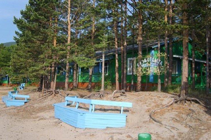 Турбазу «Песчанка» на Байкале закрыли из-за экологических правонарушений