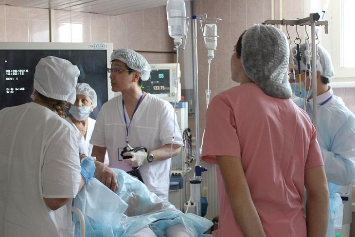 В Иркутске открылся форум «Международная Байкальская школа японской медицины»
