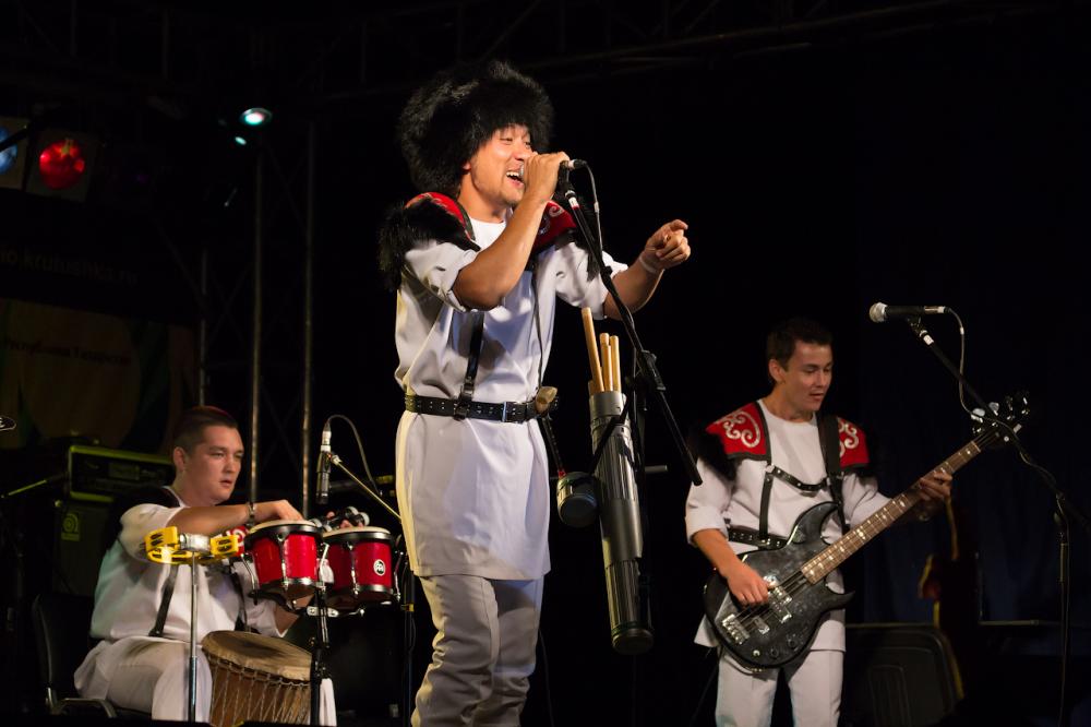 Башкирская этно-рок группа «Аргымак» выиграла миллионные гранты на реализацию двух масштабных проектов