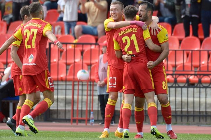 «Уфа» проиграла в гостевом матче тульскому «Арсеналу»