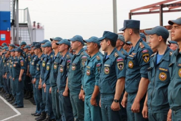 Спасатели из Новосибирской области завершили работы по ликвидации ЧС в Приангарье