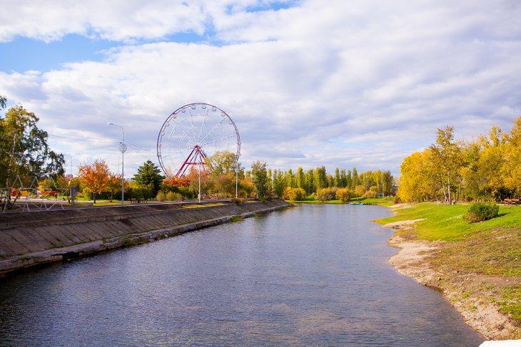 До +23 градусов ожидается в Иркутске 27 августа