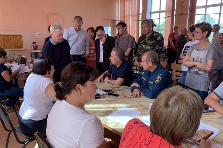 Мутко предложил перенести федеральную дорогу и мост в обход Тулуна