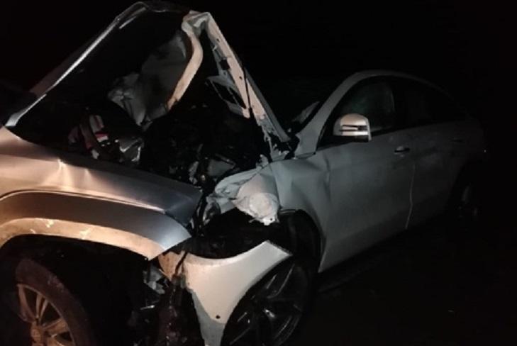 Трое мужчин погибли при столкновении Mercedes и Volkswagen в Куйтунском районе